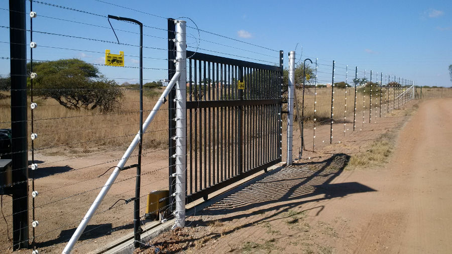Automatic Sliding Gates Photo Gallery Africa Power Fencing