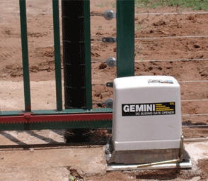Automatic Gate Opening Systems